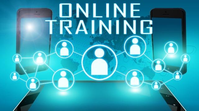 online-trening