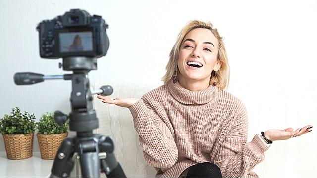видео селфи