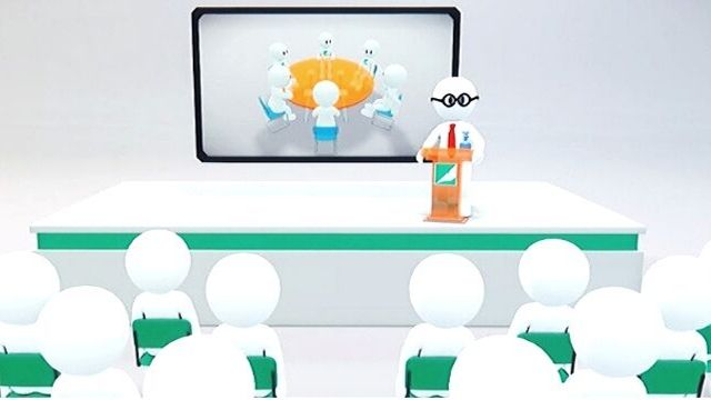 анимационный видеоролик