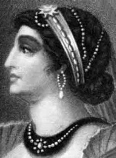 внешний вид оратора - Царица Клеопатра