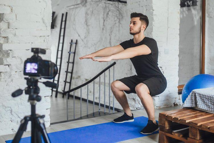 онлайн курс по фитнесу